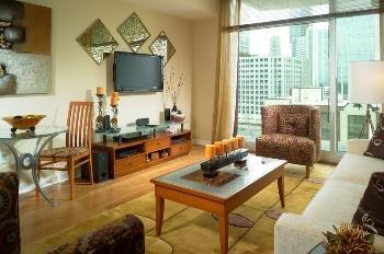 Apartment for rent in 3242 Peachtree Road - Atlanta, GA